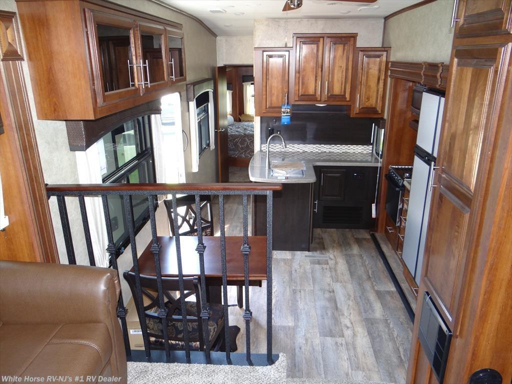 Fifth Wheel Front Living Room.  White Horse RV Center Williamstown 2018 Eagle 339FLQS Front Living Room Quad Slide Fifth J11608 Jayco for
