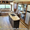 White Horse RV Center (Williamstown) 2018 Eagle 336FBOK Front Bathroom Rear Sofa Triple Slide  Fifth Wheel by Jayco | Williamstown, New Jersey