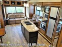 2018 Eagle 336FBOK Front Bathroom Rear Sofa Triple Slide by Jayco from White Horse RV Center (Williamstown) in Williamstown, New Jersey