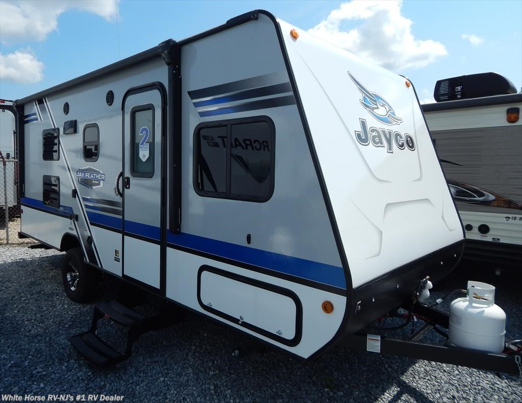 J11483 - 2018 Jayco Jay Feather 7 19BH Front Queen Corner Bunks ...