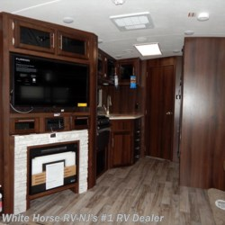 White Horse RV Center (Williamstown) 2018 White Hawk 29FLS Front Living Room Double Slide  Travel Trailer by Jayco | Williamstown, New Jersey