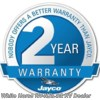 Best warranted travel trailer in the industry!!