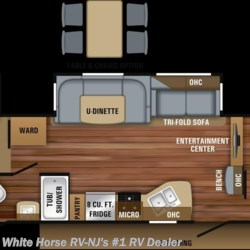 2018 Jayco Eagle HT 314BHDS Two Bedroom Double Slideout  - Travel Trailer New  in Williamstown NJ For Sale by White Horse RV Center (Williamstown) call 877-297-2166 today for more info.
