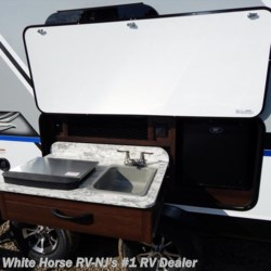 White Horse RV Center (Williamstown) 2018 White Hawk 26RK Rear Kitchen Slide w/Outside Kitchen  Travel Trailer by Jayco | Williamstown, New Jersey