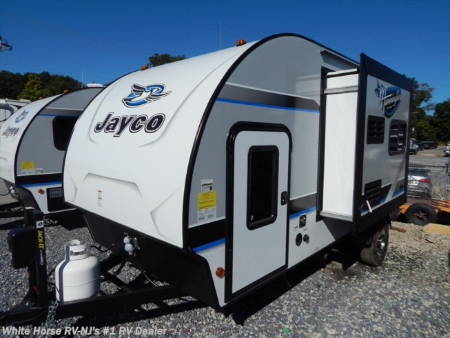 New 2018 Jayco Hummingbird 17BH Front Bunks Rear U-Dinette, Kitchen Slide available in Williamstown, New Jersey