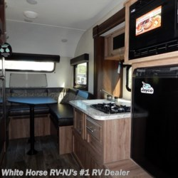 White Horse RV Center (Williamstown) 2018 Hummingbird 17BH Front Bunks Rear U-Dinette, Kitchen Slide  Travel Trailer by Jayco | Williamstown, New Jersey