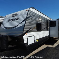 New 2018 Jayco Jay Flight 28RLS Rear Living Room Sofa/Dinette Slide For Sale by White Horse RV Center (Williamstown) available in Williamstown, New Jersey