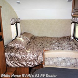 2017 Jayco Hummingbird 17RB Rear Bath, Galley Slide-out  - Travel Trailer Used  in Egg Harbor City NJ For Sale by White Horse RV Center (Galloway Twp) call 609-404-1717 today for more info.