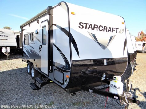 2018 Starcraft Launch  Outfitter 7 19BHS Rear Queen Slideout w/Front Bunk