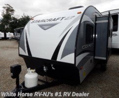 2018 Starcraft Comet Mini 16KS Rear Queen, Front U-Dinette w/Kitchen Slide