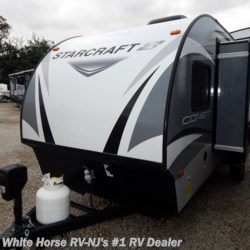 New 2018 Starcraft Comet Mini 16KS Rear Queen, Front U-Dinette w/Kitchen Slide For Sale by White Horse RV Center (Williamstown) available in Williamstown, New Jersey