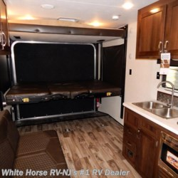White Horse RV Center (Williamstown) 2018 Octane Super Lite 272 SL Front Is. Queen Bed w/8' Garage Area & Bunk  Toy Hauler by Jayco | Williamstown, New Jersey