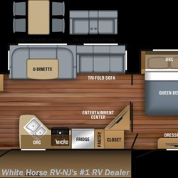 2019 Jayco White Hawk 32BHS 2-BdRM Double Slide w/DBL Bed Bunks  - Travel Trailer New  in Williamstown NJ For Sale by White Horse RV Center (Williamstown) call 877-297-2166 today for more info.