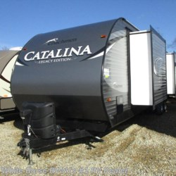 Used 2017 Coachmen Catalina 333RETS Rear Entertainment Triple Slide For Sale by White Horse RV Center (Galloway Twp) available in Egg Harbor City, New Jersey