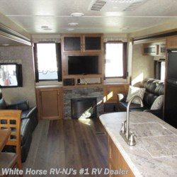 2017 Coachmen Catalina 333RETS Rear Entertainment Triple Slide  - Travel Trailer Used  in Egg Harbor City NJ For Sale by White Horse RV Center (Galloway Twp) call 609-404-1717 today for more info.