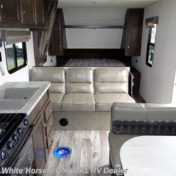 White Horse RV Center (Williamstown) 2019 Autumn Ridge Outfitter 26BH 2-BdRM Front Queen, Rear DBL Bed Bunks  Travel Trailer by Starcraft | Williamstown, New Jersey