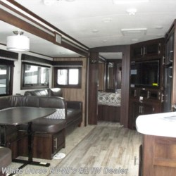 White Horse RV Center (Williamstown) 2019 White Hawk 32BHS 2-BdRM Double Slide w/DBL Bed Bunks  Travel Trailer by Jayco | Williamstown, New Jersey