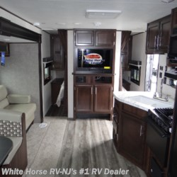 White Horse RV Center (Williamstown) 2019 Jay Flight SLX 267BHSW 2-BdRM Slide w/ Double Bed Bunks  Travel Trailer by Jayco | Williamstown, New Jersey