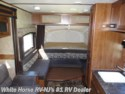 2016 Jay Feather 7 19XUD Sofa/Bed Slide with Front & Rear Bed Ends by Jayco from White Horse RV Center (Williamstown) in Williamstown, New Jersey