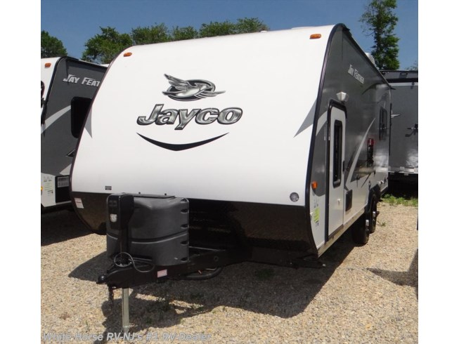 2016 Jayco Rv Jay Feather X213 Rear King Bed Slide Out