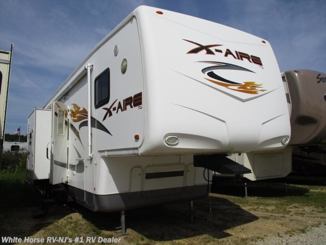 Used 2008 Newmar X-Aire 38CKTH Triple Slide, Generator & Rear Garage available in Egg Harbor City, New Jersey