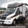 Used 2017 Winnebago Navion 24G Double Slide w/Rear Queen For Sale by White Horse RV Center (Williamstown) available in Williamstown, New Jersey