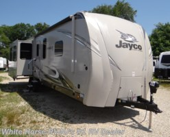 2019 Jayco Eagle 338RETS Rear Entertainment Triple Slide