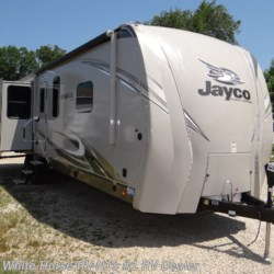 New 2019 Jayco Eagle 338RETS Rear Entertainment Triple Slideout For Sale by White Horse RV Center (Williamstown) available in Williamstown, New Jersey