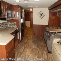 White Horse RV Center (Williamstown) 2016 Georgetown 364TS 2-BdRM 2 Bath Triple Slide w/Bunks  Class A by Forest River | Williamstown, New Jersey