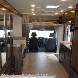 White Horse RV Center (Williamstown) 2019 Melbourne 24L Rear Queen Full Wall Slideout  Class C by Jayco | Williamstown, New Jersey