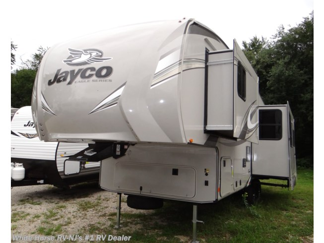 New 2019 Jayco Eagle HT 28RSX Theater Seats, Rear Sofa Triple Slide available in Williamstown, New Jersey