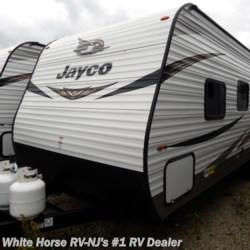 New 2019 Jayco Jay Flight SLX 264BHW 2-BdRM Front Queen, Rear DBL Bed Bunks For Sale by White Horse RV Center (Williamstown) available in Williamstown, New Jersey