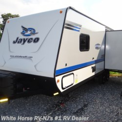 Used 2018 Jayco Jay Feather 23RL Rear Living Slide For Sale by White Horse RV Center (Williamstown) available in Williamstown, New Jersey
