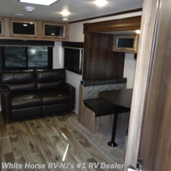 White Horse RV Center (Williamstown) 2018 Jay Feather 23RL Rear Living Slide  Travel Trailer by Jayco | Williamstown, New Jersey