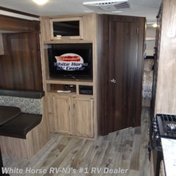 2018 Jayco Jay Feather 23RL Rear Living Slide  - Travel Trailer Used  in Williamstown NJ For Sale by White Horse RV Center (Williamstown) call 877-297-2166 today for more info.
