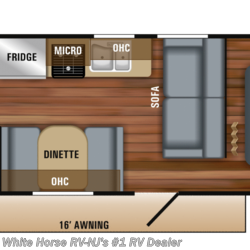 2019 Jayco Jay Flight SLX 264BHW Front Queen w/Corner Double Bunks  - Travel Trailer New  in Williamstown NJ For Sale by White Horse RV Center (Williamstown) call 877-297-2166 today for more info.