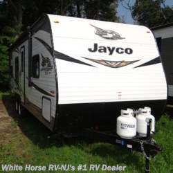 New 2019 Jayco Jay Flight SLX 264BHW Front Queen w/Corner Double Bunks For Sale by White Horse RV Center (Williamstown) available in Williamstown, New Jersey
