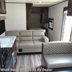 White Horse RV Center (Williamstown) 2019 Jay Flight SLX 264BHW Front Queen w/Corner Double Bunks  Travel Trailer by Jayco | Williamstown, New Jersey
