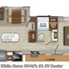 2019 Jayco Eagle HT 280RSOK Rear Sofa Dbl. Slide w/Outside Kitche  - Travel Trailer New  in Williamstown NJ For Sale by White Horse RV Center (Williamstown) call 877-297-2166 today for more info.