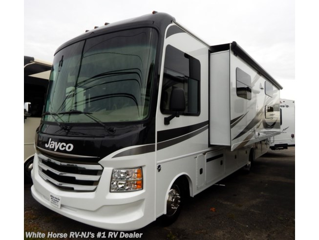New 2019 Jayco Alante 29F Rear Queen Full Wall Slideout w/Bunks available in Williamstown, New Jersey