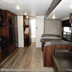 White Horse RV Center (Williamstown) 2019 Jay Flight SLX 267BHS 2-Bedroom Sofa/Booth Dinette Slideout  Travel Trailer by Jayco | Williamstown, New Jersey
