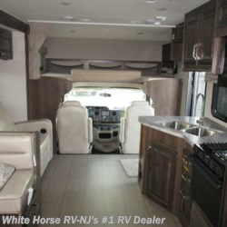 White Horse RV Center (Williamstown) 2019 Greyhawk 26Y Rear Queen Double Slideout  Class C by Jayco | Williamstown, New Jersey