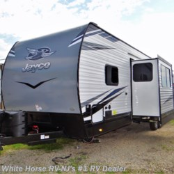 "New 2020 Jayco Octane ZX Super Lite 293 Queen Bed, U-Dinette Slide w/12'6"" garage For Sale by White Horse RV Center (Williamstown) available in Williamstown, New Jersey"