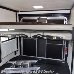 "White Horse RV Center (Williamstown) 2020 Octane ZX Super Lite 293 Queen Bed, U-Dinette Slide w/12'6"" garage  Toy Hauler by Jayco 