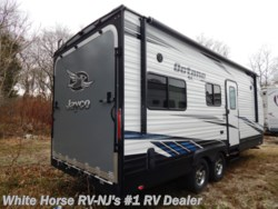 "2019 Jayco Octane ZX Super Lite 222 Front Queen Bed with 8' 6"" Garage Area"