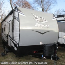White Horse RV Center (Williamstown) 2019 Octane ZX Super Lite 209 East-West Queen Bed & Rear Garage  Toy Hauler by Jayco | Williamstown, New Jersey