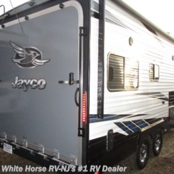 New 2019 Jayco Octane ZX Super Lite 209 East-West Queen Bed & Rear Garage For Sale by White Horse RV Center (Williamstown) available in Williamstown, New Jersey