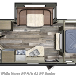 2019 Starcraft Launch Outfitter 24ODK 2 BdRM Double Bed Bunks, U-Dinette Slide  - Travel Trailer New  in Williamstown NJ For Sale by White Horse RV Center (Williamstown) call 877-297-2166 today for more info.