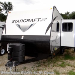 New 2019 Starcraft Launch Outfitter 24ODK 2 BdRM Double Bed Bunks, U-Dinette Slide For Sale by White Horse RV Center (Williamstown) available in Williamstown, New Jersey
