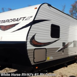 New 2019 Starcraft Autumn Ridge Outfitter 27RLI Rear Sofa Double Slideout For Sale by White Horse RV Center (Williamstown) available in Williamstown, New Jersey